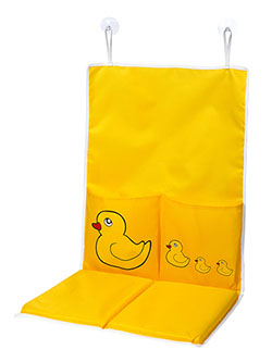 Tub Kneeling Pad with Pockets by Handy Laundry in Multi, Infants