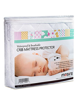 Crib Mattress Protector by Masirs in Multi, Infants