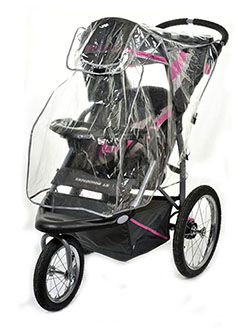 Clear Stroller Cover by Masirs in Multi