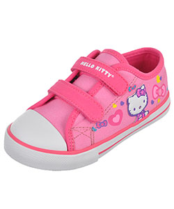 "Hello Kitty Girls' ""Janet"" Sneakers (Toddler Sizes 5 – 10) - CookiesKids.com"