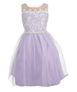 Alexandra Girls' Dress - CookiesKids.com