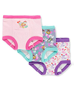 3-Pack Training Pants & Chart Set by Paw Patrol in assorted paw patrol and pink/multi