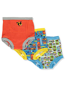 3-Pack Training Pants with Chart and Stickers by Disney Toy Story in Multi