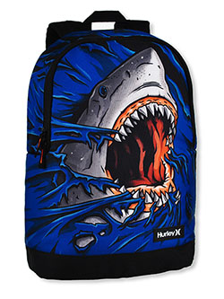 Allover Print Backpack by Hurley in Multi
