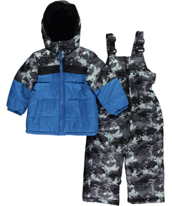 "iXtreme Baby Boys' ""Hidden Trail"" 2-Piece Snowsuit - CookiesKids.com"
