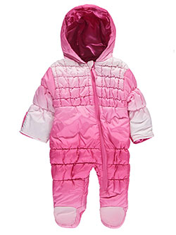 "Wippette Baby Girls' ""Winter Fade"" Pram Suit - CookiesKids.com"