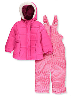 Awesome Strong 2-Piece Snowsuit by Pink Platinum in Pink