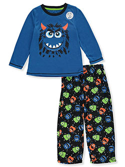Boys' 2-Piece Monster Pajamas by Only Boys in Multi