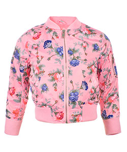 Urban Republic Girls' Flight Jacket - CookiesKids.com
