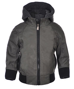Urban Republic Baby Boys' Hooded Jacket - CookiesKids.com