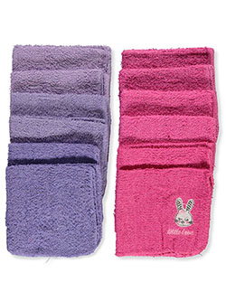 10-Pack Washcloths by Zak & Zoey in Multi