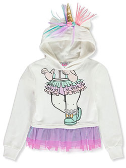 LOL Surprise Girls/' Graphic Zip Hoodie