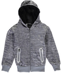 "Dunlop Little Boys' ""Static Fleece"" Hoodie (Sizes 4 – 7) - CookiesKids.com"