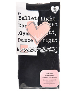 Jacques Moret Footed Ballet Tights (Sizes 4 – 7) - CookiesKids.com