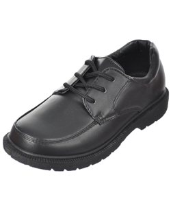 "Josmo Boys ""David"" Dress Shoes (Toddler Sizes 11 – 12) - CookiesKids.com"