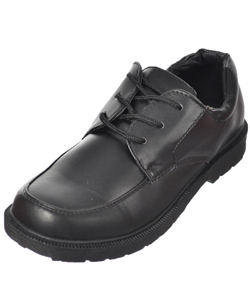 "Josmo Boys ""David"" Dress Shoes (Youth Sizes 13 – 4) - CookiesKids.com"