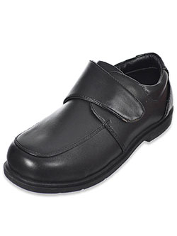 "Josmo ""Donald"" Hook-and-loop School Shoes (Youth Sizes 4 – 7) - CookiesKids.com"