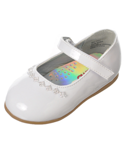 "Josmo Baby Girls' ""Quad Gem"" Flats - CookiesKids.com"