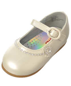 "Josmo Baby Girls' ""Gem String"" Flats - CookiesKids.com"