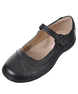 "Laura Ashley Girls' ""Ginger"" Mary Janes (Youth Sizes 13 – 7) - CookiesKids.com"