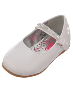 "Josmo Baby Girls' ""Bejeweled Strap"" Mary Janes - CookiesKids.com"