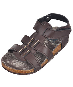 "Rugged Bear Boys' ""Corker"" Sandals (Toddler Sizes 6 – 10) - CookiesKids.com"