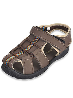 "Rugged Bear Boys' ""Cameron"" Sandals (Toddler Sizes 5 – 10) - CookiesKids.com"