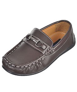 "Josmo Boys' ""Clutch"" Driving Loafers (Toddler Sizes 5 – 12) - CookiesKids.com"