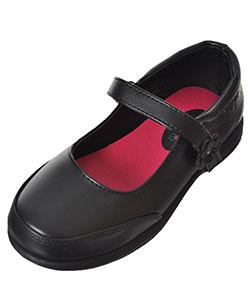 "Petalia Girls' ""Garland Stitch"" Mary Janes (Youth Sizes 13 – 4) - CookiesKids.com"