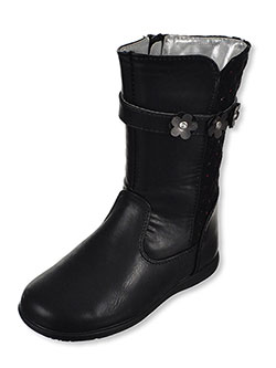 Laura Ashley Girls' Boots (Toddler Sizes 5 – 11) - CookiesKids.com
