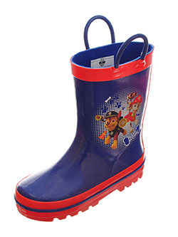 Paw Patrol Boys' Rain Boots (Toddler Sizes 7 – 12) - CookiesKids.com