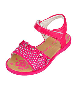 Laura Ashley Girls' Sandals (Sizes 6 – 11) - CookiesKids.com