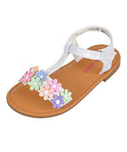 Laura Ashley Girls' Sandals (Sizes 5 – 10) - CookiesKids.com