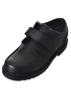 Boys' School Shoes by Academie Gear in Black