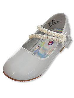 Girls' Mini Pumps by Josmo in White