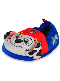 Boys' Chase & Marshall Slippers by Paw Patrol in Multi - Sandals