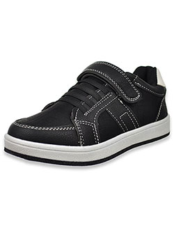 Boys' Contrast Sneakers by Beverly Hills Polo Club in black and navy