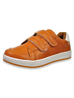 Boys' Classic Sneakers by Beverly Hills Polo Club in black and tan