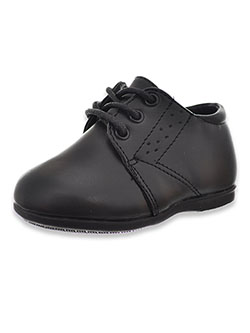 Boys' Lace-Up Dress Shoes by Josmo in black and white - Dress Shoes