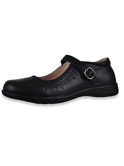 Girls' Mary Jane Shoes by Laura Ashley in Black, School Uniforms