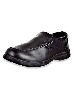 Boys' Slip-On School Shoes by Josmo in Black