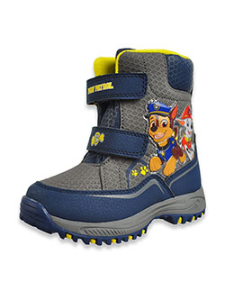 Boys' Double Strap Snow Boots by Paw Patrol in Multi
