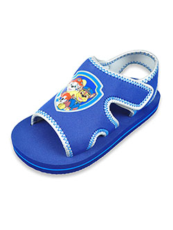 Boys' Open Toe Sandals by Paw Patrol in Navy, Toddler