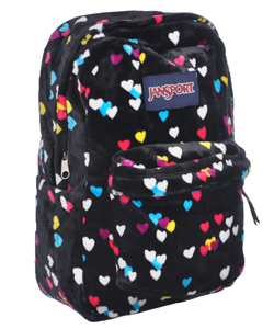 "Jansport High Stakes ""First Love"" Backpack - CookiesKids.com"
