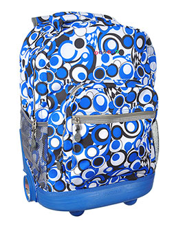 J World Sport Rolling Backpack - CookiesKids.com