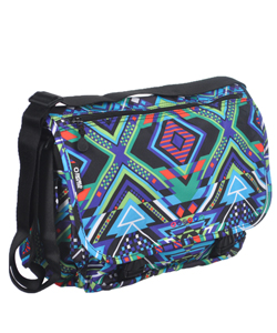 "J World ""Weekender"" Messenger Bag - CookiesKids.com"