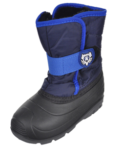 "Kamik Boys' ""Snowbug 3"" Winter Boots (Toddler Sizes 5 – 10) - CookiesKids.com"