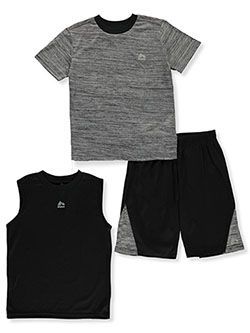 Boys' Graphite 3-Piece Shorts Set Outfit by RBX in White - $16.99