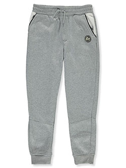 Boys' Paneled Joggers by RBX in Gray