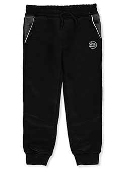 Boys' Paneled Joggers by RBX in Black